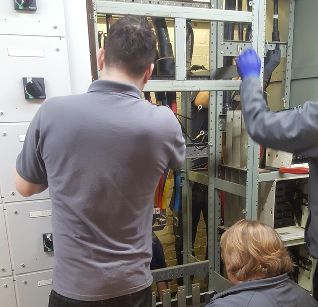 Electrical Systems Upgrade